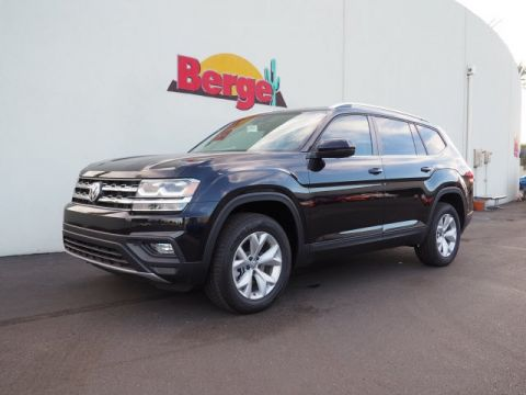New 2018 Volkswagen Atlas SE with Technology and 4MOTION®