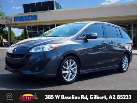 Pre-Owned 2015 Mazda5 Touring